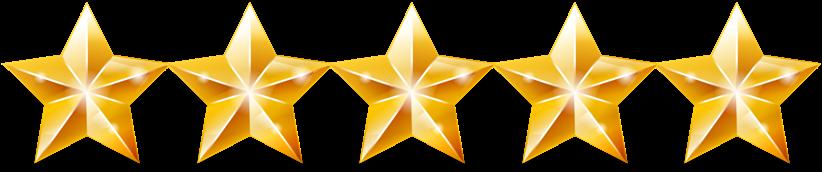 5 star bookmark